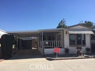 1265 Frontier Avenue Unit 98A San Jacinto, CA 92583 - MLS #: SW18048060