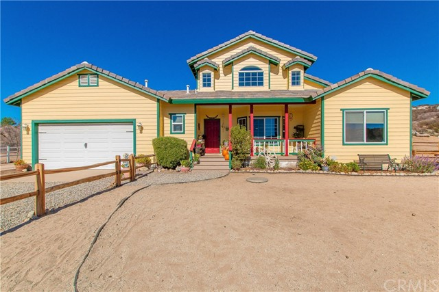 42616 Willow Canyon Rd, Sage, CA 92544 Photo