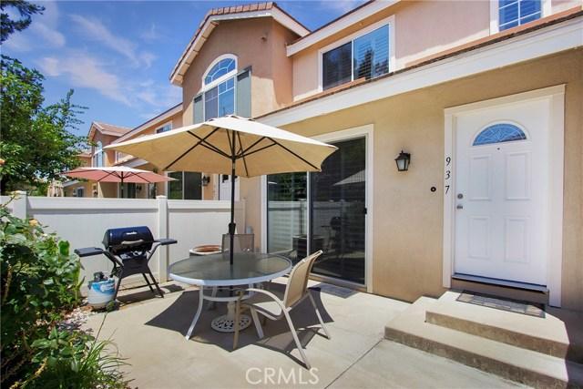 937 S Appaloosa Way  Anaheim Hills CA 92808