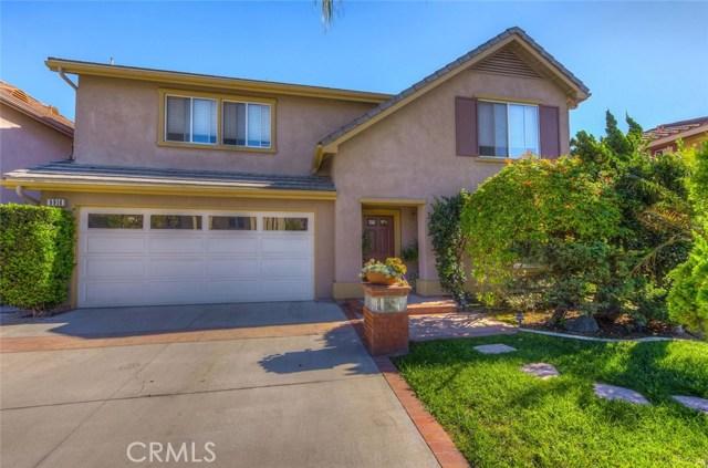 Single Family Home for Sale at 9916 Carrara Circle Cypress, California 90630 United States