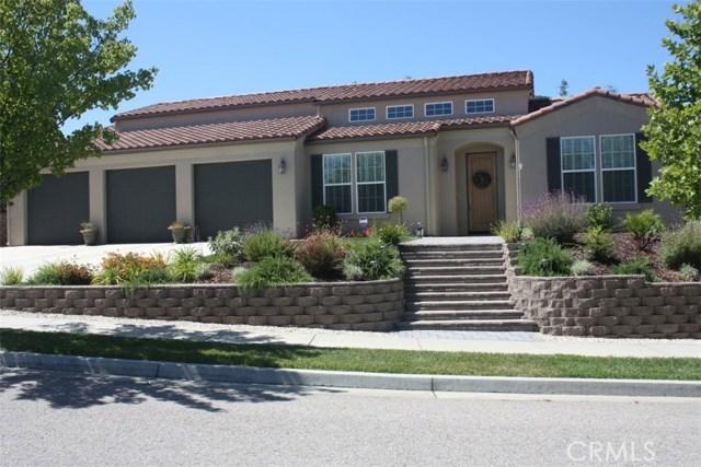 949 Salida Del Sol Drive, Paso Robles, CA 93446