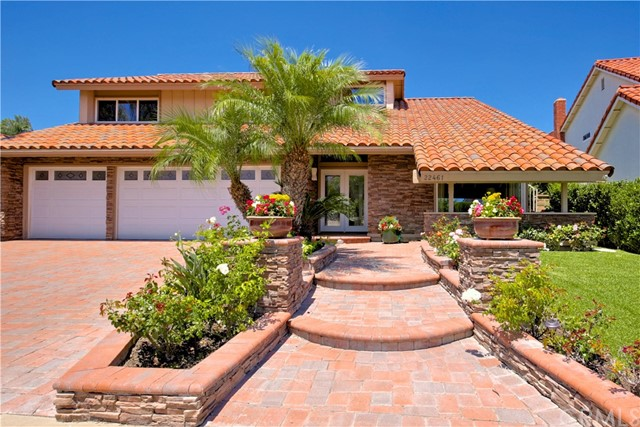 22461 Melida Mission Viejo, CA 92691 is listed for sale as MLS Listing OC17184471