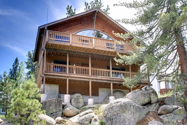 Single Family Home for Sale at 38609 Talbot Drive Big Bear, California 92315 United States