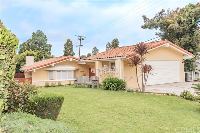 1208 Via Landeta , Palos Verdes Estates, CA 90274
