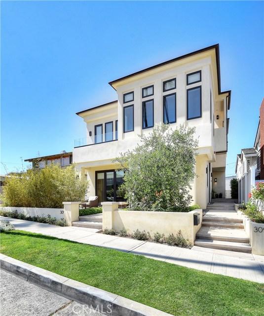 309 Goldenrod Avenue, Corona del Mar, CA 92625