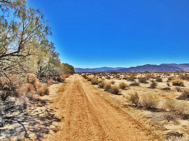 0 Mendocino Road Newberry Springs, CA 92365 - MLS #: EV16713671