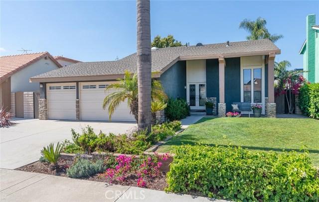 8701  Larkport Drive, Huntington Beach, California