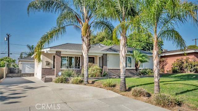 319 W Tudor Street , CA 91722 is listed for sale as MLS Listing CV18224704