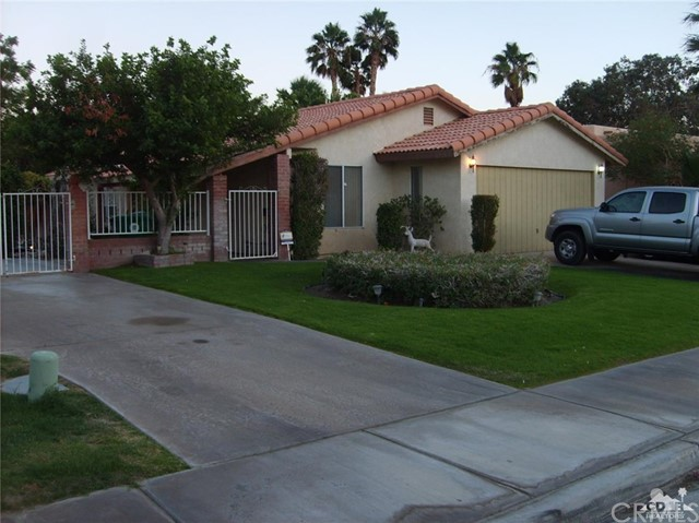 Single Family Home for Sale at 30600 Avenida Juarez 30600 Avenida Juarez Cathedral City, California 92234 United States