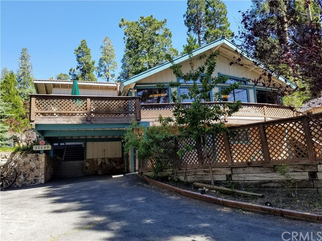 Single Family Home for Sale at 26049 Hwy 189 Twin Peaks, California 92391 United States