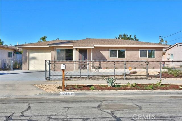 Photo of 17444 Holly Drive, Fontana, CA 92335