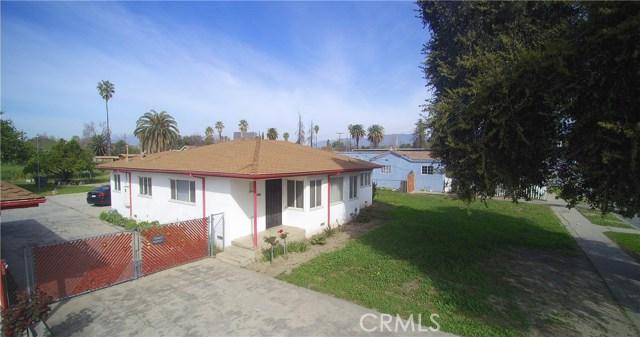 Single Family Home for Sale at 864 G Street N San Bernardino, California 92410 United States