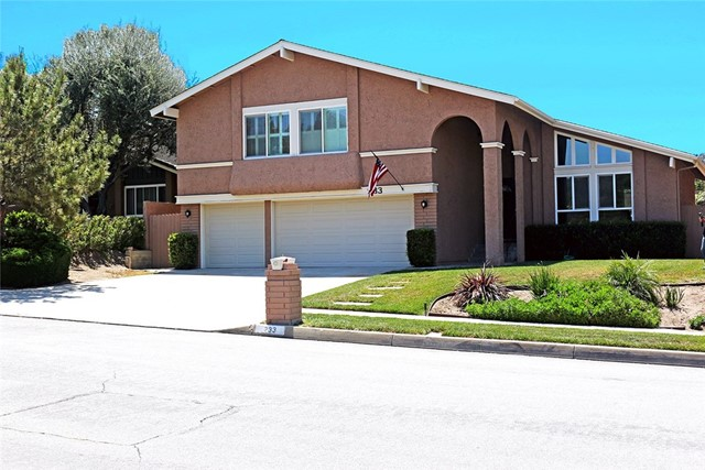 One of Anaheim Hills Homes for Sale at 233 S Calle Diaz, 92807