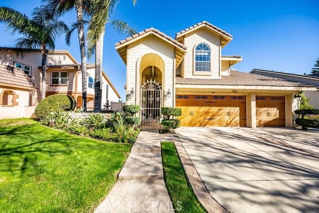 2845 Camellia Court, Corona, California