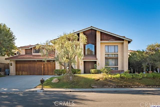 2521 Flintridge Drive, Glendale, CA 91206