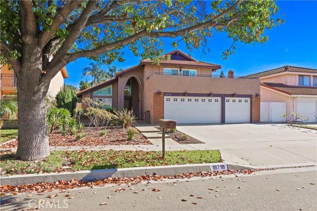 Single Family Home for Sale at 18718 Rochelle Avenue Cerritos, California 90703 United States