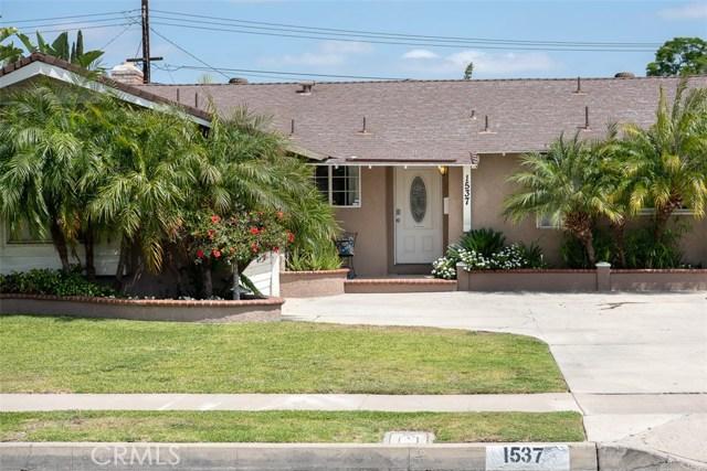 1537 W Harriet Ln, Anaheim, CA 92802 Photo 2