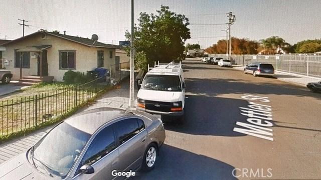 428 E 66th Street Los Angeles, CA 90003 - MLS #: IV17170076