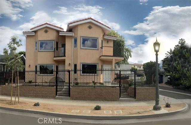 Townhouse for Sale at 3719 Monon Street Los Feliz, California 90027 United States