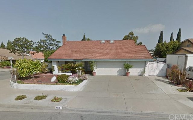 Single Family Home for Rent at 11051 Tilton St Fountain Valley, California 92708 United States