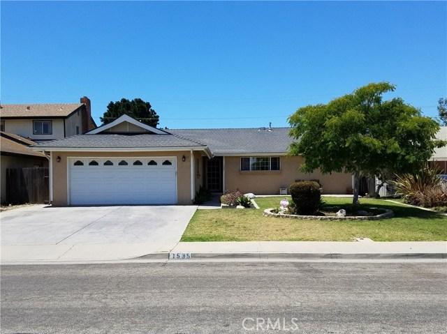 1535 S Curryer Street, Santa Maria, CA 93458