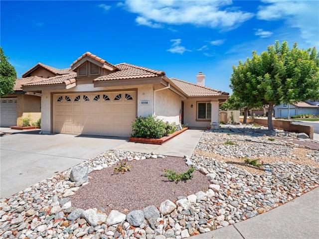 10598  Evergreen Drive, Rancho Cucamonga, California
