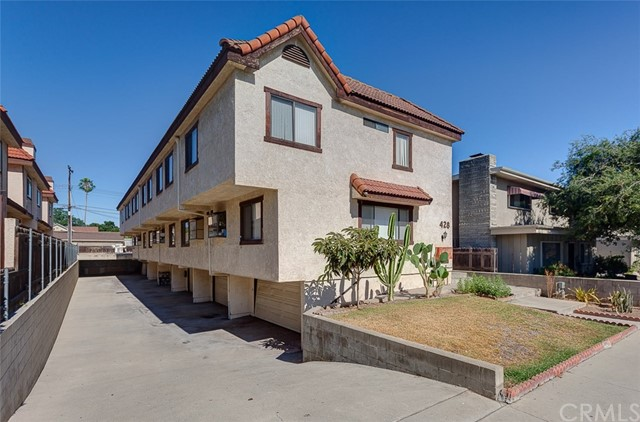 Apartment for Sale at 428 N Curtis Avenue Alhambra, California 91801 United States