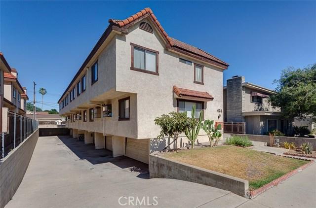 Apartamento por un Venta en 428 N Curtis Avenue Alhambra, California 91801 Estados Unidos