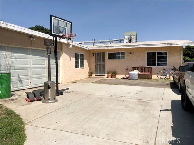 548 E 2nd Street  Rialto CA 92376