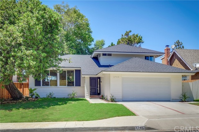 Single Family Home for Sale at 2745 Cardinal Drive Costa Mesa, California 92626 United States