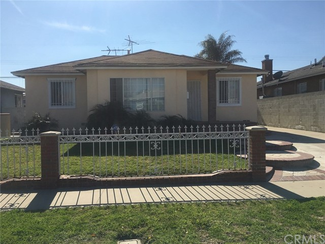 Single Family Home for Sale at 1402 138th Street W Compton, California 90222 United States