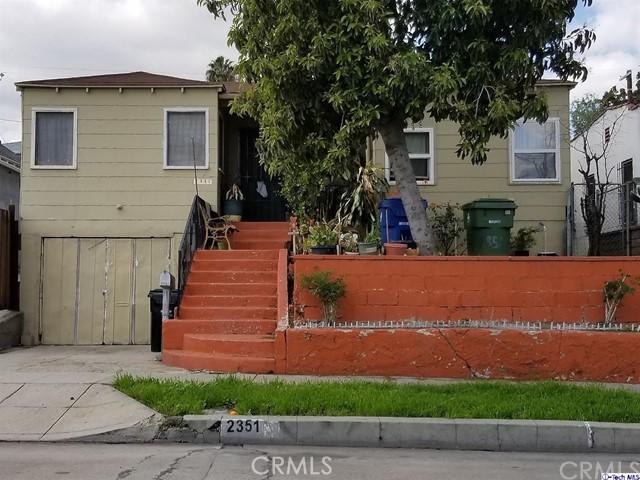 2351 Fernleaf Street Los Angeles, CA 90031 - MLS #: 318001003