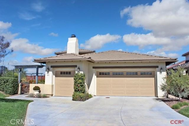 693 Robie Court, Paso Robles, CA 93446