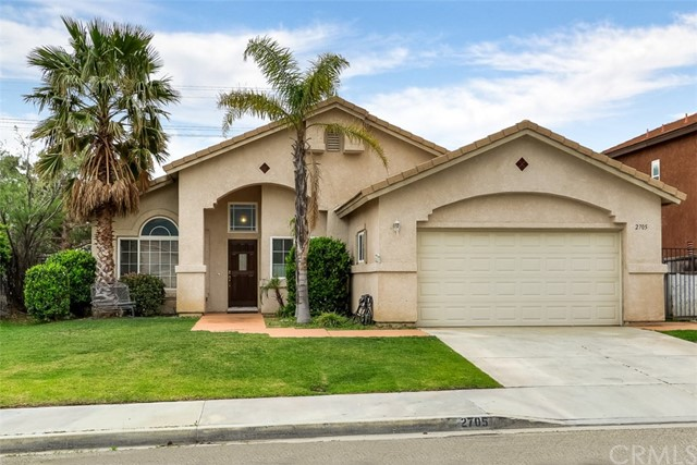 Single Family Home for Sale at 2705 White Pine Avenue W San Bernardino, California 92407 United States