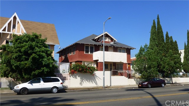 1227 S Hoover Street Los Angeles, CA 90006 - MLS #: PW17224364