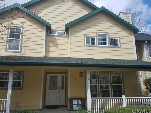 Townhouse for Sale at 723 Shaw Street Los Alamos, California 93440 United States