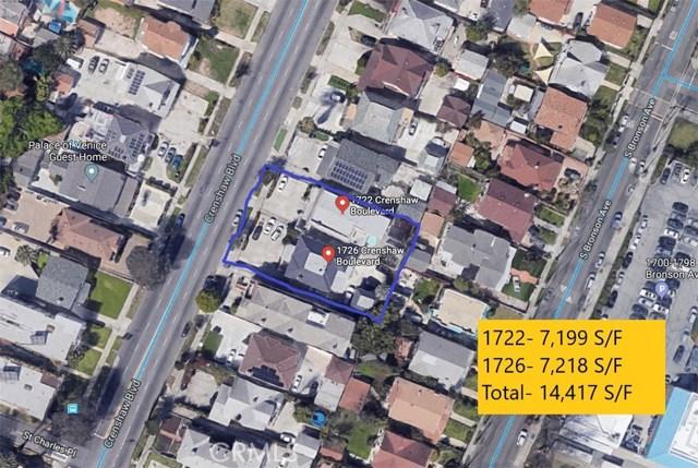 1726 Crenshaw Bl, Los Angeles, CA 90019 Photo 1