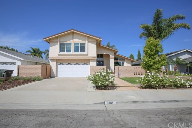 9881 Vicksburg Drive , CA 92646 is listed for sale as MLS Listing PW18235407