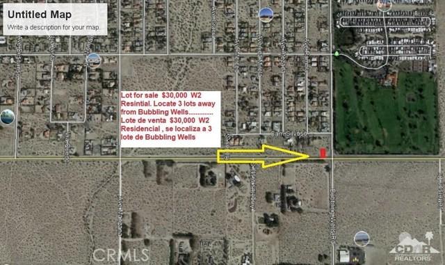Dillon Road Desert Hot Springs, CA 92241 - MLS #: 218014192DA