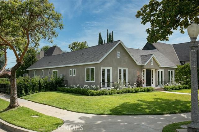 地址: 1864 Rose Villa Street, Pasadena, CA 91107
