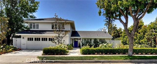 2607 Bamboo Street, Newport Beach, CA 92660