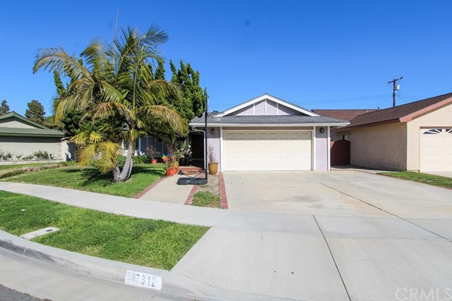 17312  Lee Circle, Huntington Beach, California