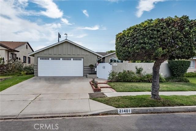 21401 Mildred Avenue, Torrance CA 90503