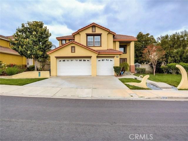 1524 Rancho Hills Drive, CHINO HILLS