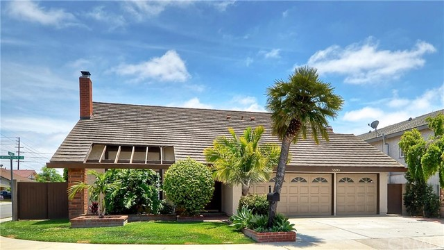 8598 Woodpecker Avenue Fountain Valley, CA 92708 is listed for sale as MLS Listing OC16123982