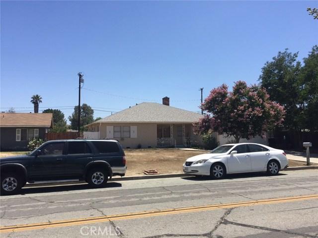 941 E Central Avenue Hemet, CA 92543 - MLS #: SB18107799