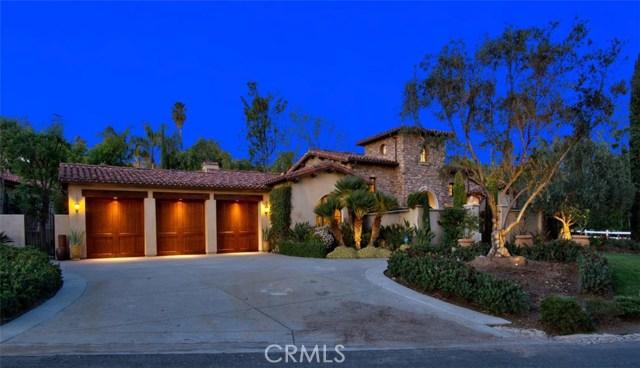 Single Family Home for Sale at 5302 Mountain View Avenue Yorba Linda, California 92886 United States