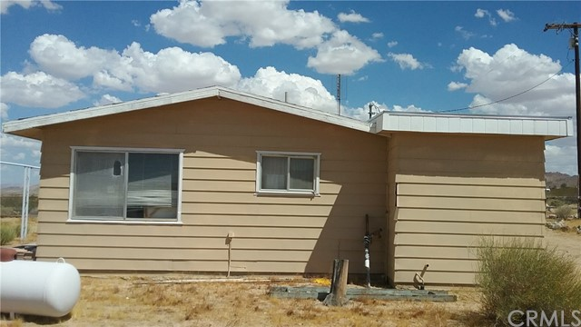 48726 Ocotillo Road Johnson Valley, CA 92285 - MLS #: JT17233018