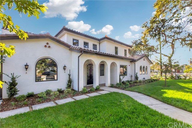 Temple City Single Family Residence