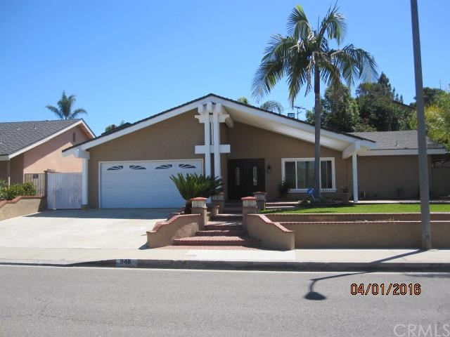 948 North Del Sol Lane Diamond Bar CA  91765